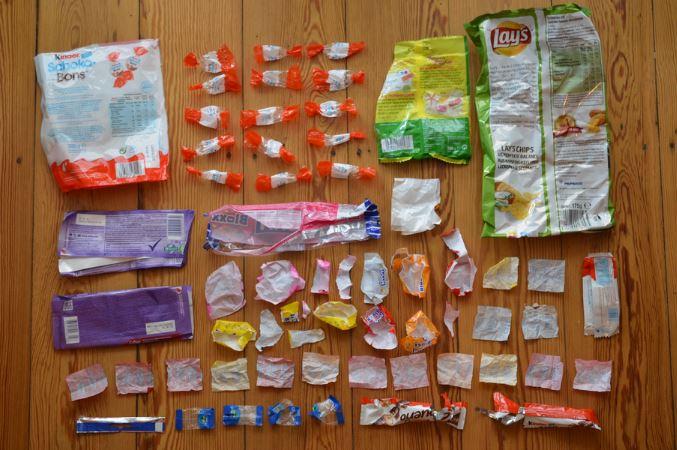 Bento.de: Ich habe eine Woche lang meinen Plastikmüll gesammelt. Das habe ich gelernt