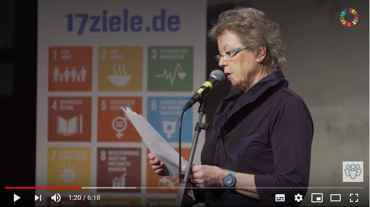 17Ziele Poetry Slam Finale Berlin – Rita Apel