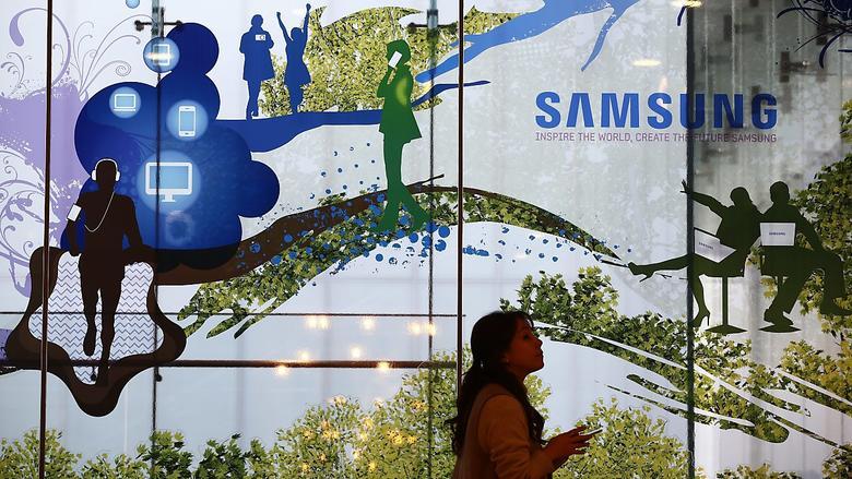 Samsungs Produkte ohne Plastik verpackt