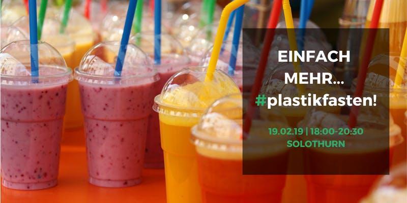 Workshop: Einfach mehr #plastikfasten!