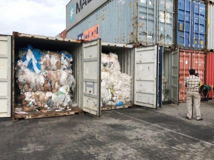 Unseren Plastik einfach exportieren, wie lange geht das noch gut?