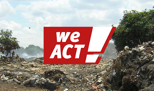 Petition: Stoppt den Export von Plastikmüll!