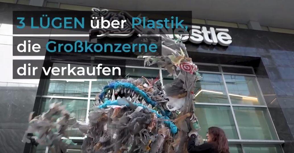 Greenpeace: 3 Lügen, die Konzerne uns verkaufen!