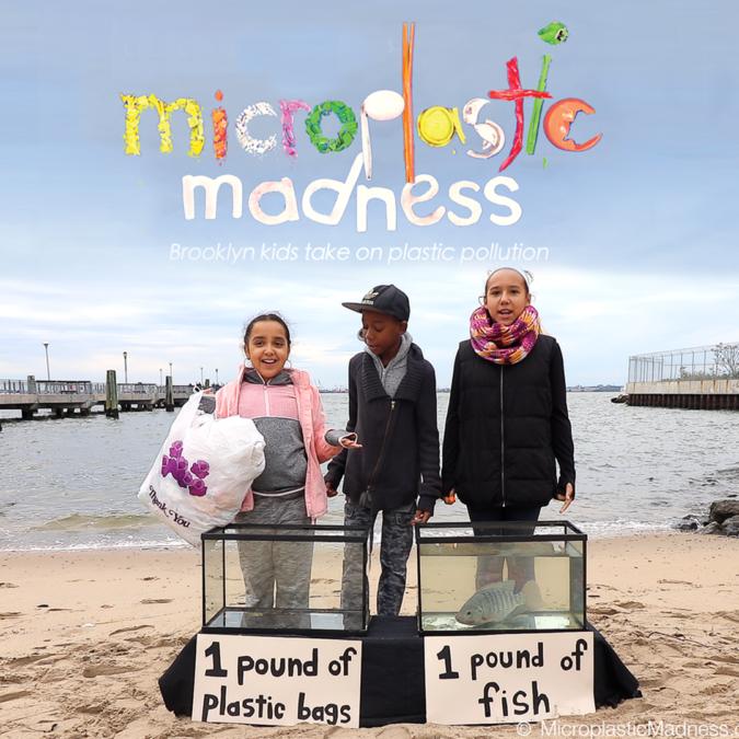 Microplastik Madness